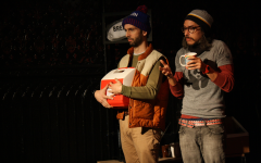 WE CAN ALL AGREE TO PRETEND THIS NEVER HAPPENED (Tiny Dynamite and InterAct Theatre Company): A Philadelphia world-premiere comedy