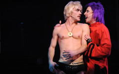 THE ROCKY HORROR PICTURE SHOW (Bucks County Playhouse): 60-second review