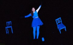ALICE's ADVENTURES IN WONDERLAND (Quintessence): Mystifying appearances and disappearances, levitations and mysterious goings-on at Mount Airy's Sedgwick Theater
