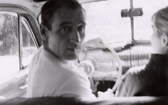 Kerouac and Google Maps: ON THE ROAD by GPS