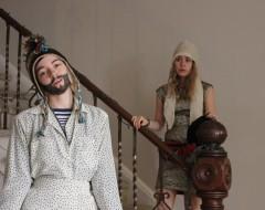 THE VULGAR EARLY WORKS (Chelsea & Magda): Sex, society, slapstick