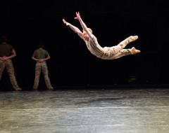 WINTER SERIES 2015 (BalletX): Sizzling Despite the Snow
