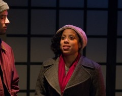 Diary of a Playwright, part 2: Doug Williams sees MOON CAVE take the stage