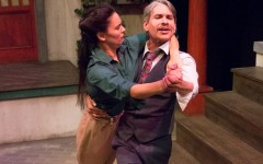 THE TAMING OF THE SHREW (Lantern): Capturing the passion and the parody