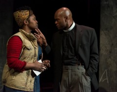 IN THE BLOOD (Theatre Horizon): Social satire in the service of compassion