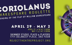 Reject Shakespeare: New theater company presents an impromptu CORIOLANUS with a drinking game