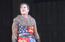 HENRY V (PA Shakespeare): The king is but a man