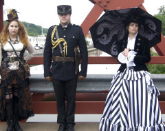 THE DOLLS OF NEW ALBION: A STEAMPUNK OPERA (Manayunk Theatre Company): 2015 Fringe review 14