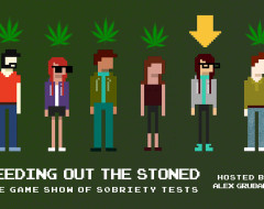 WEEDING OUT THE STONED (Good Good Comedy): Highly entertaining