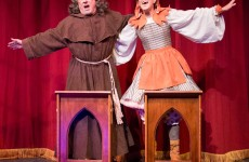 THE THREE MUSKETEERS (THE LATER YEARS): A MUSICAL PANTO (People's Light): The triumphant return of a holiday favorite
