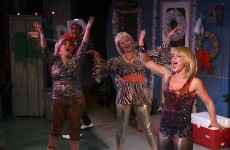 THE GREAT AMERICAN TRAILER PARK CHRISTMAS MUSICAL (Montgomery Theater): Treasure amid the chintz