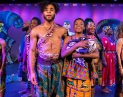 BLACK NATIVITY (Theatre Horizon): A celebration of human spirit