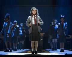MATILDA: THE MUSICAL (RSC): Dahl on tour