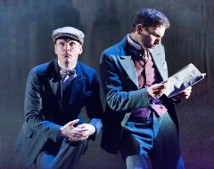 BASKERVILLE: A SHERLOCK HOLMES MYSTERY (PTC): A wacky spoof on a classic novel